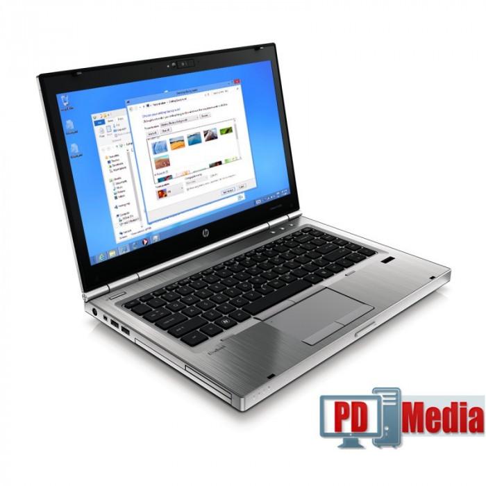 Laptop HP 8460P I5-2520M Gen 2, 320GB HDD, 4GB Baterie Noua Transport Gratuit