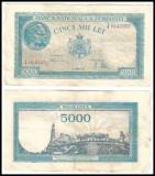 România - 5000 lei (cinci mii lei) - 1945 (B0022) - starea care se vede