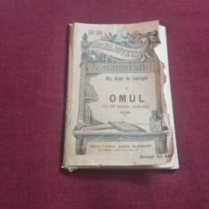 I OLARIU - MIC ATLAS DE ZOOLOGIE OMUL