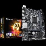 Placa de baza Gigabyte H310M A 2.0, Socket LGA1151 v2,