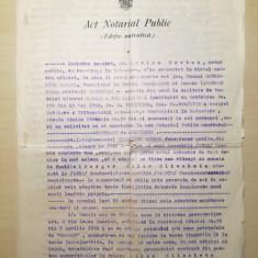 Act adopție copil, 1938, Baia Mare, Butkovits, Lichtman, Berger, iudaica