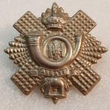 INSIGNA MILITARA BRITANICA -ASSAYE-INFANTERIA USOARĂ -CCA 1930