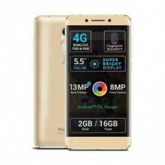 Telefon mobil Allview P8 Pro, 2GB RAM, 16GB ROM, Android 7.0, Quad Core, FHD, Dual Sim