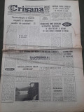 Ziar Crisana Oradea Bihor 20 noiembrie 1975