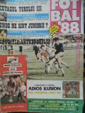 Revista fotbal - 1988