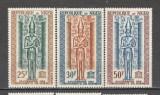 Niger.1964 Posta aeriana-Campanie ptr. salvarea monumentelor Nubiei  SN.5, Nestampilat