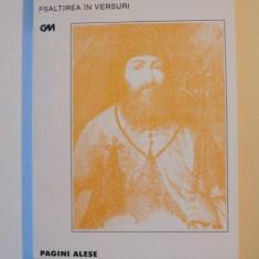 PSALTIREA IN VERSURI de DOSOFTEI 1998