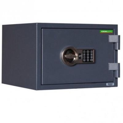 Seif certificat antifoc antiefractie Kronberg FireProfi30 electronic 296x430x365mm EN14450/EN15659/60P foto