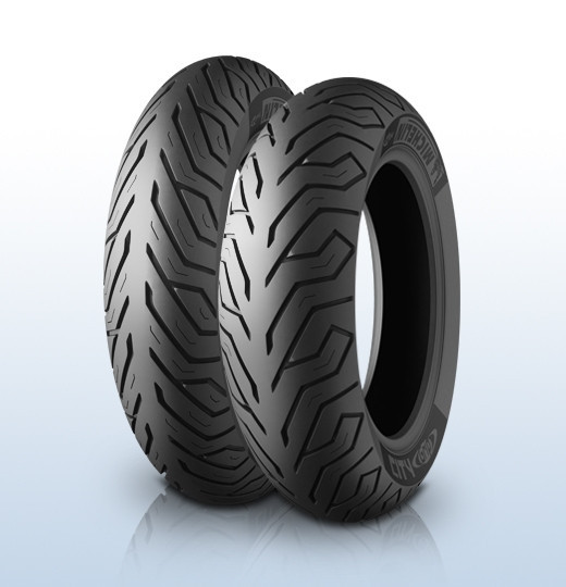 Anvelopa scuter moped MICHELIN 110 70-16 (52S) TL CITY GRIP, Diagonal