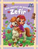 Noile aventuri ale poneiului Zefir |