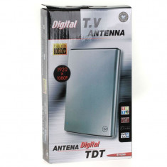 Antena panou DVB-T EDC, montaj interior sau exterior foto