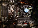 Kit PC Intel I7-6700, cooler, MB Gigabyte Z170-HD3P, case ATX Foxconn, opt.sursa, Intel Core i7, Peste 3000 Mhz