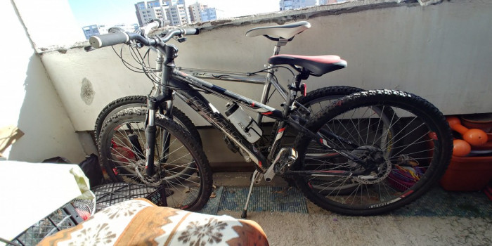 Bicicleta Drag All Terrain Ready 13""