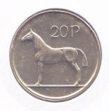 Moneda Irlanda 20 Pence 1994 - KM#25 UNC ( luciu frumos ), Europa