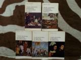 VIETILE PICTORILOR, SCULPTORILOR SI ARHITECTILOR-VASARI/BELLORI (5 VOL)