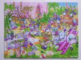 KInder Maxi Puzzle Hipopotamii nunta 1999