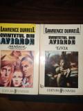 Cvintetul din Avignon Lawrence Durrell 5 volume