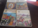 Set  1001 nopti  BPT vechi  - 4 volume -vol 1, 9,12,13- 1975-1978