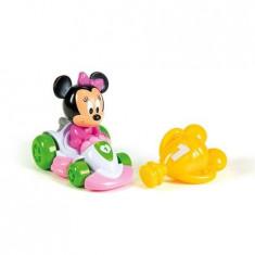 Masinuta de jucarie Clementoni Minnie Mouse pentru curse