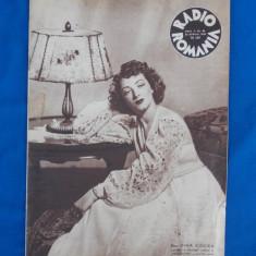 REVISTA RADIO ROMANIA , NR. 63 / 1942 ( RAZBOIUL SFANT )