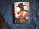 dvd legenda lui zorro