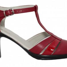 Pantofi dama retro Ninna Art 173