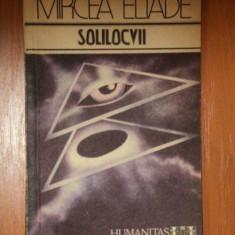 SOLILOCVII de MIRCEA ELIADE