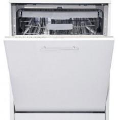 Masina de spalat vase incorporabila Heinner HDW-BI6083TA++, 15 seturi, 8 programe, A++, Touch Control, Display LED, 60 cm (Alb)