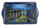 Tava - Van Gogh: Nuit etoilee sur rhone | Cartexpo