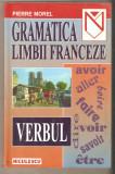 Gramatica limbii franceze-Pierre Morel