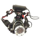Lanterna frontala cu led Yato YT-08591, putere 10W, 450 lm, 4XAA, aluminiu Mania Tools