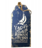 Lemn Decorativ Yacht Club Roman | Atelier Trebo