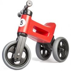 Tricicleta fara Pedale Rider Sport 2 in 1 Rosu