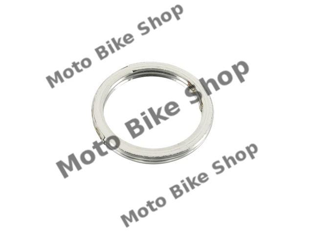 MBS Garnitura toba Aprilia Amico / SR / Scarabeo /Rally MBK Evolis/Booster, Cod Produs: 100704500RM