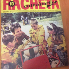 RACHETA CUTEZATORILOR  Nr 10  ( Anul 3  ) Octombrie  1971