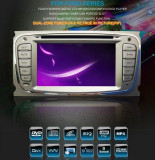 Navigatie Ford , Edotec EDT-6218 Dvd Auto Multimedia Gps Ford Focus Navigatie Tv Bluetooth - NFE66709