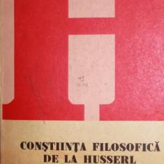 CONSTIINTA FILOSOFICA DE LA HUSSERL LA TEILHARD DE CHARDIN - TUDOR GHIDEANU