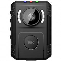 Camera video portabila iUni CP38, Wireless, Full HD, Detectie miscare, Audio-Video, Unghi Filmare 170 grade