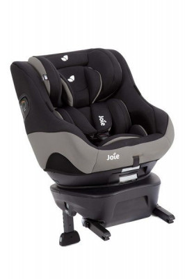 Scaun auto Spin Safe 360 cu Isofix Black Pepper 0-18 kg Joie foto