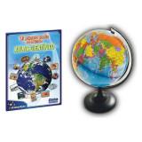 Glob Pământesc Interactiv (30 cm)
