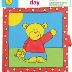 Carticica moale Galt Teddy's Day