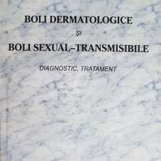 Boli dermatologice si boli sexual-transmisibile. Diagnostic si tratament