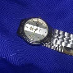 ceas vechi/vintage automatic orient,,crystal,21 jewels,ORIGINAL,Functi,T.GRATUIT