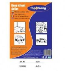 Folie pentru acoperire 4x5m,grosime 0,007 mm