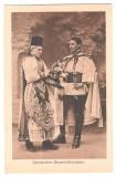 SV * SIBIU  *  MIRI  SASI  *  port traditional sasesc de nunta, Circulata, Necirculata, Fotografie, Printata
