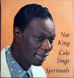 Vinil Nat King Cole With The First Church – Sings Spirituals (VG+)