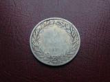 Moneda argint 5 Francs 1831, 25 gr, rara (cr24), Europa