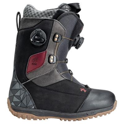 Boots snowboard Rome Memphis Black 2020 foto