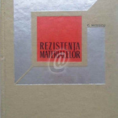 Rezistenta materialelor (Mitescu)
