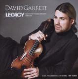 David Garrett Legacy : Beethoven Violin Concerto (cd)